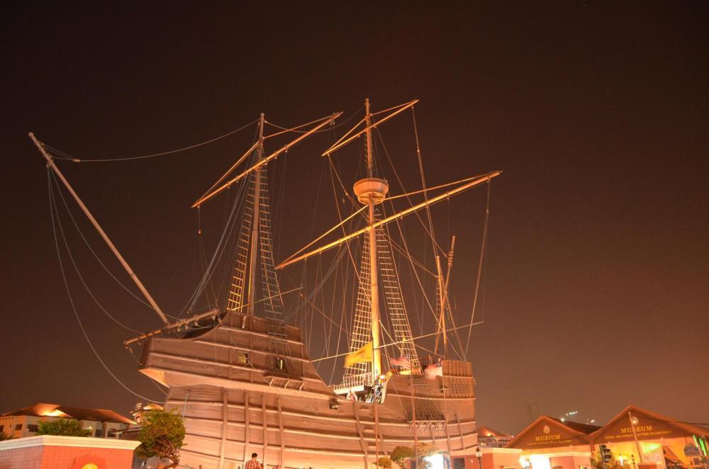 Portuguese Galleon